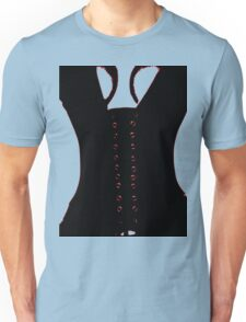 Medieval Sexy Warrior Women Costume corset  Unisex T-Shirt