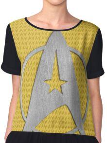 Starfleet - Star Trek Chiffon Top