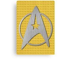 Starfleet - Star Trek Canvas Print