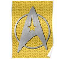 Starfleet - Star Trek Poster