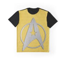 Starfleet - Star Trek Graphic T-Shirt