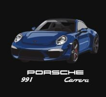 Porsche 991 Carrera II One Piece - Short Sleeve