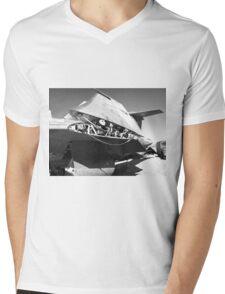 Blackburn Buccaneer S2 aircaft Mens V-Neck T-Shirt