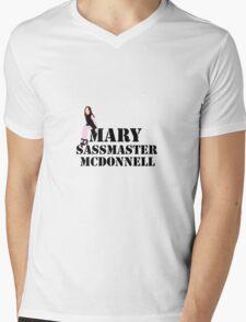 Mary sass master McDonnell Mens V-Neck T-Shirt