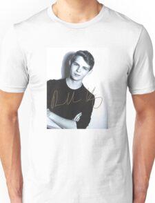 Robbie Kay autograph Unisex T-Shirt