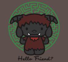 Hello Friend One Piece - Short Sleeve