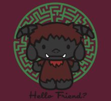 Hello Friend by SpicyMonocle