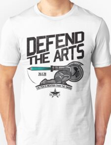 Defend The Arts! T-Shirt