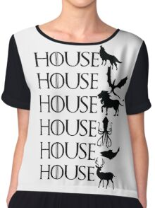 Game of Thrones - House Chiffon Top