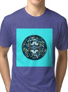 Marble Globe Tri-blend T-Shirt
