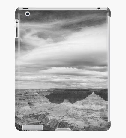 Counterbalance BW iPad Case/Skin