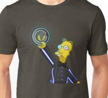 Professor Frink Got in the GRID  Unisex T-Shirt
