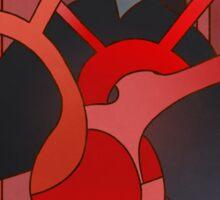 Heart of Lorkhan Sticker