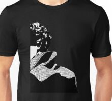 Curls and a Coat Unisex T-Shirt