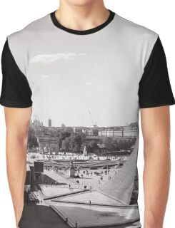 The Louvre Graphic T-Shirt