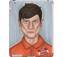 My name is... Barry? iPad Case/Skin