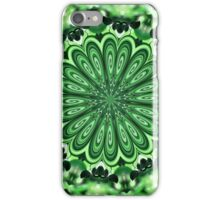 Mystery Green Puzzle iPhone Case/Skin