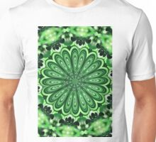 Mystery Green Puzzle Unisex T-Shirt