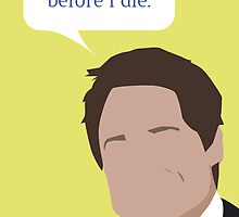 Chris Traeger, Parks and Recreation by mmaccioli