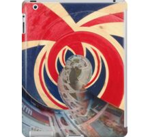 British Wave! God save the sea! iPad Case/Skin
