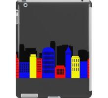 Superhero City iPad Case/Skin