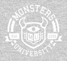 Monsters university Kids Tee