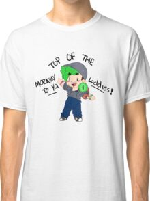 Jacksepticeye - Top Of The Mornin' To Ya Laddies! Classic T-Shirt