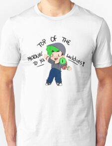 Jacksepticeye - Top Of The Mornin' To Ya Laddies! Unisex T-Shirt