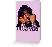 LIL UZI VERT Greeting Card