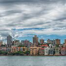 Across the Harbour by Shari Mattox-Sherriff