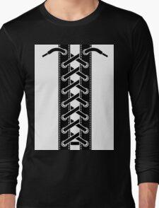 Corset lacing Long Sleeve T-Shirt