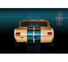 Shelby rear end Photographic Print