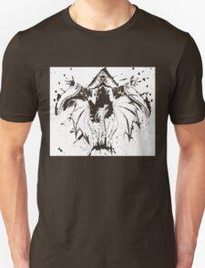 The Dark Wizard with dragon Unisex T-Shirt