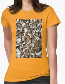 Friendly Freezing Womens Fitted T-Shirt