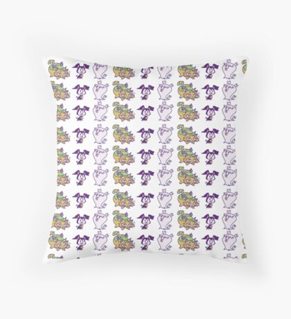 Pillow Pets in White Throw Pillow