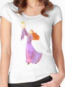 The Blood of Winterfell - Sansa Stark Women's Fitted Scoop T-Shirt