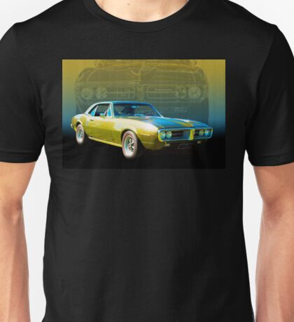 Green Firebird Unisex T-Shirt
