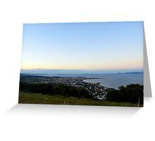 Sea View - Greece Greeting Card
