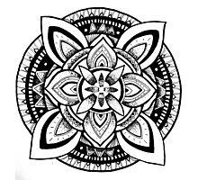 A symbol of spirituality  Photographic Print