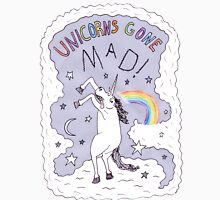 Unicorns Gone MAD! Unisex T-Shirt