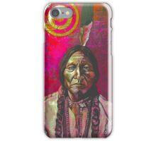 Sitting Bull iPhone Case/Skin