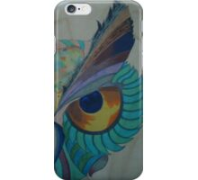 Colorful Owl iPhone Case/Skin