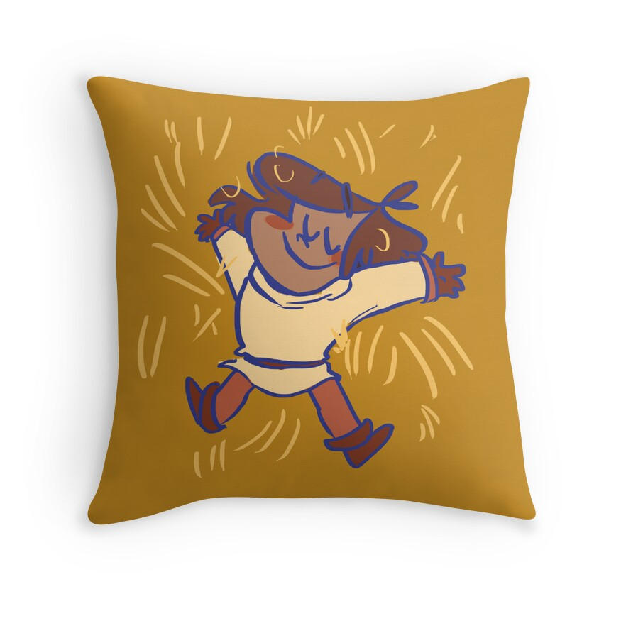 Big Comfortable Throw Pillows :