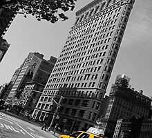 Big Yellow Taxi by Rhod79