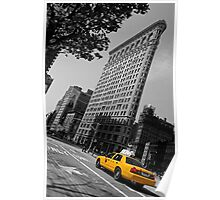 Big Yellow Taxi Poster