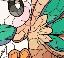 Pokemon: Rowlet Sticker