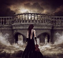 Bridge Over Troubled Waters by Shanina Conway