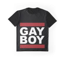 GAY BOY Graphic T-Shirt
