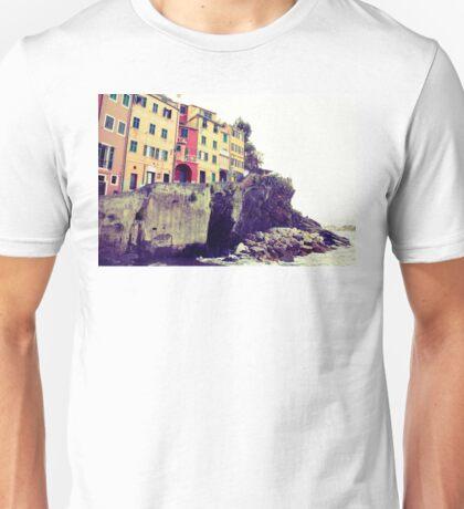 Manarola, Liguria, Italy Unisex T-Shirt