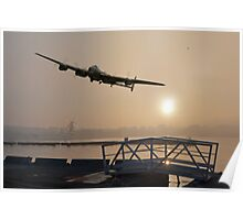 The Dambusters: last one home Poster